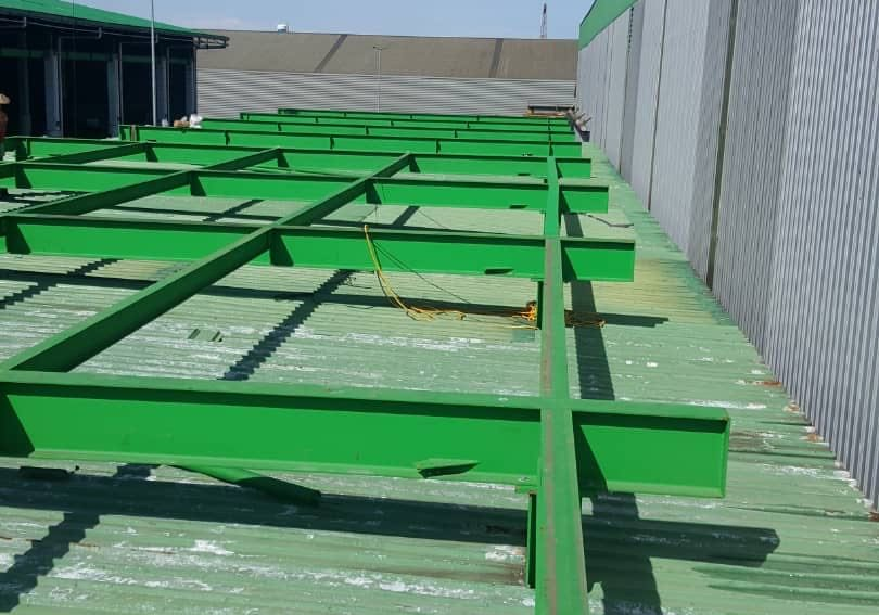 Light Steel Structure Fabricates